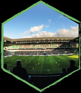 Stade ASSE Geoffroy GUICHARD